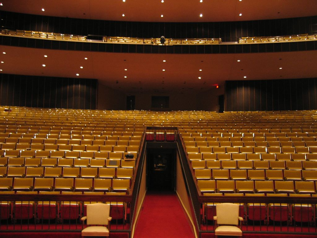CSR Theater seating view