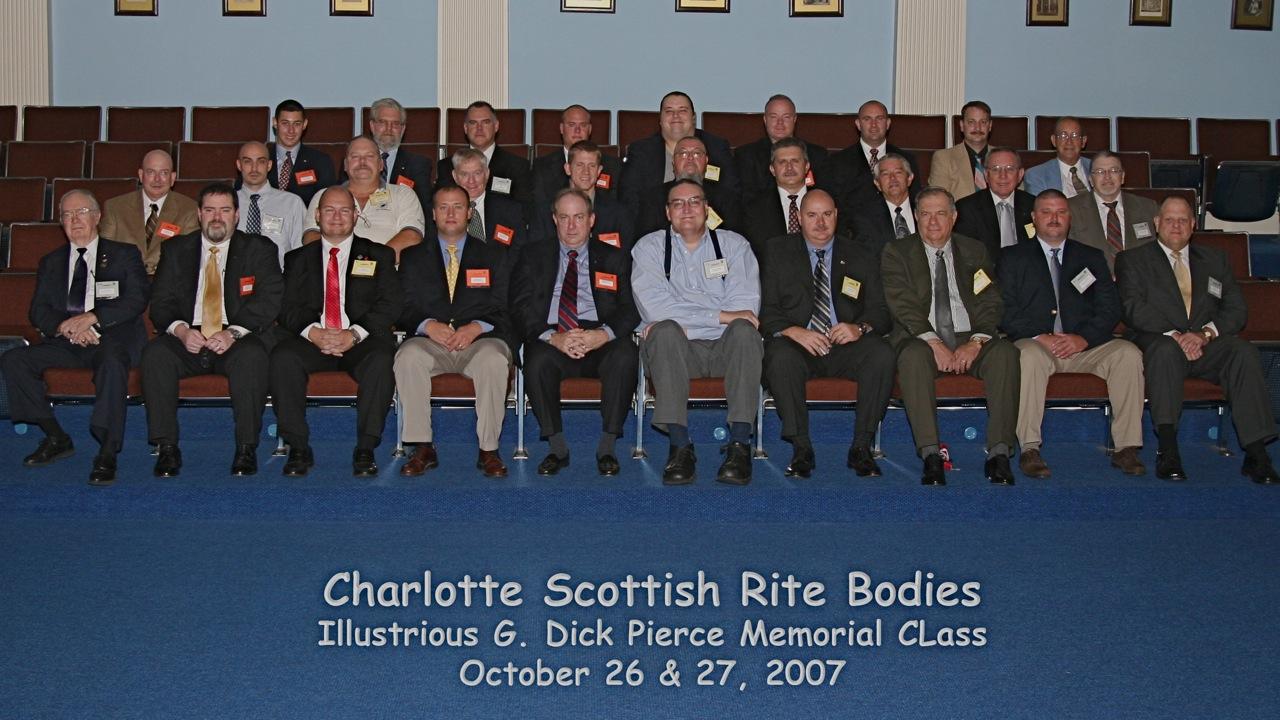 Fall 2007 Class