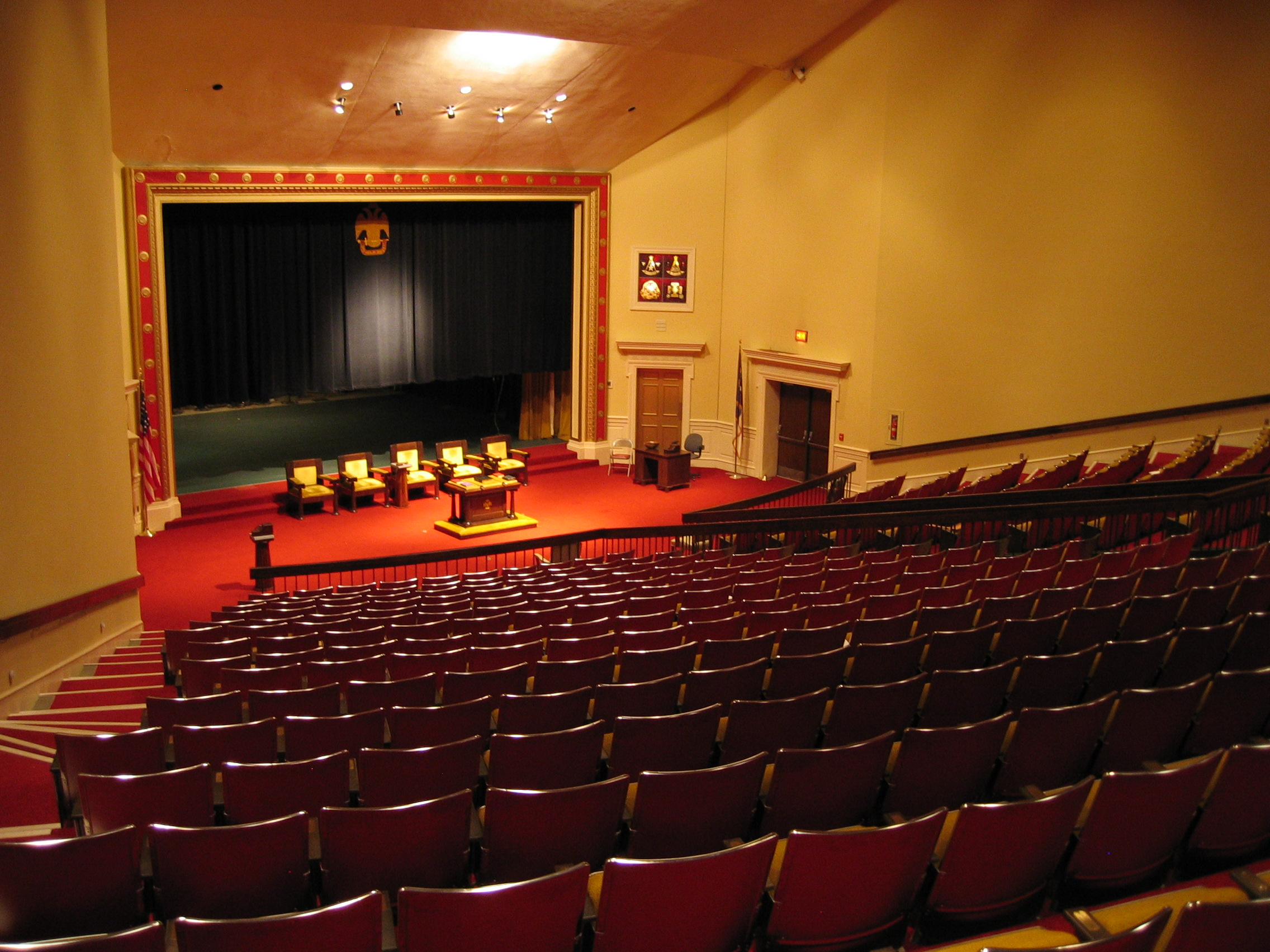 Charlotte Scottish Rite Theatre
